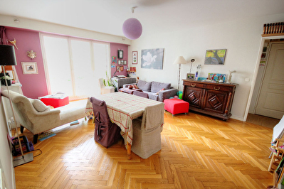 APPARTEMENT COURBEVOIE BECON  4 PIECES 93m²