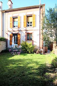 MAISON 6 PIECES 121M² LA GARENNE - CENTRE.